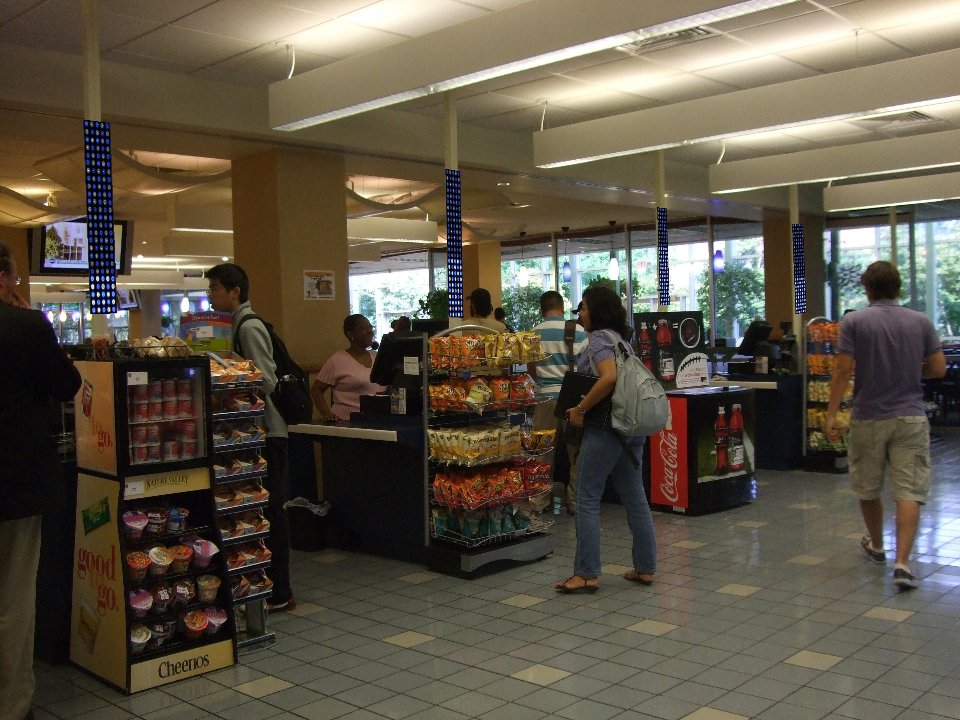 Food Court Gatech