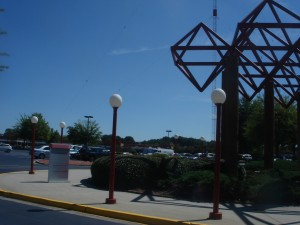 Entrance to Northlake Festival