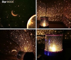 Galaxy Projector Light