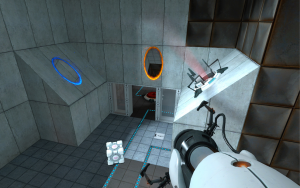 Portal and Mass Effect